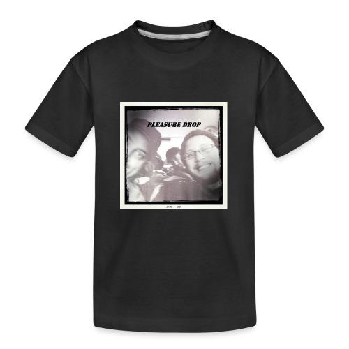 Pleasure Drop - Kid's Premium Organic T-Shirt