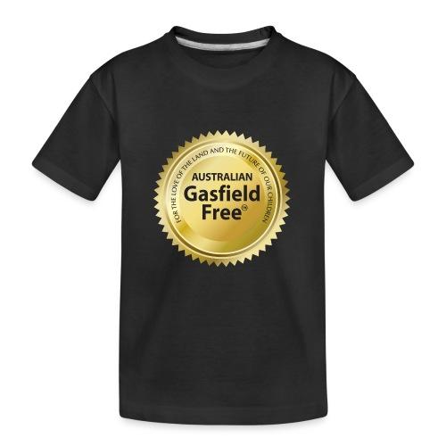 AGF Organic T Shirt - Traditional - Kid's Premium Organic T-Shirt
