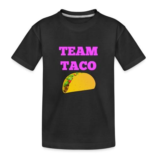 TEAMTACO - Kid's Premium Organic T-Shirt