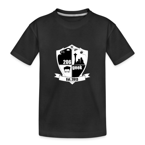 206geek podcast - Kid's Premium Organic T-Shirt