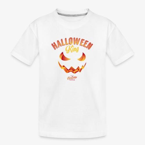 Halloween King - Kid's Premium Organic T-Shirt