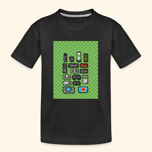 controller handy - Kid's Premium Organic T-Shirt