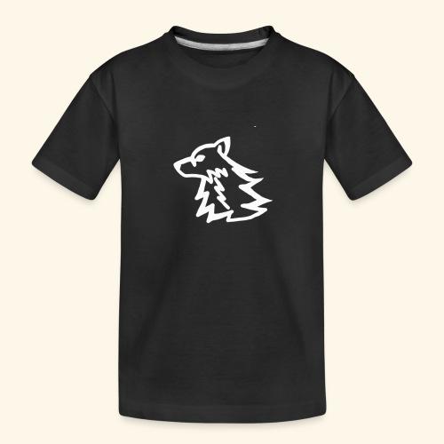 iFire Hoodie - Kid's Premium Organic T-Shirt
