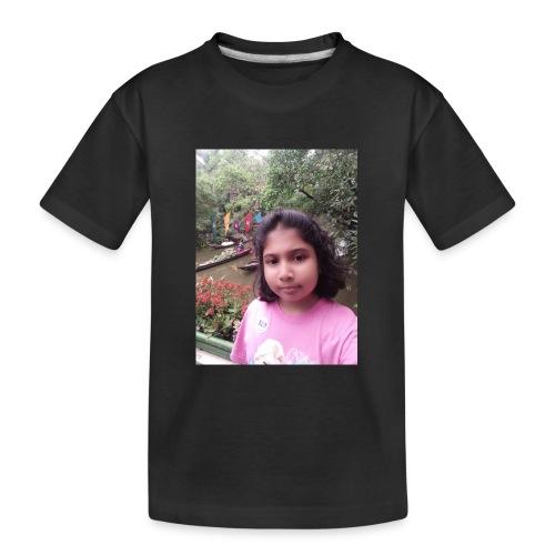 Tanisha - Kid's Premium Organic T-Shirt