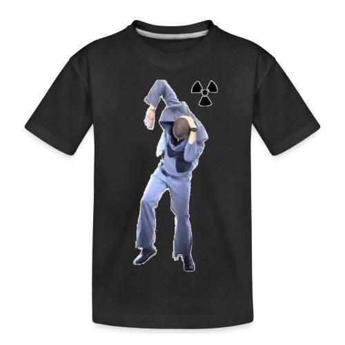 CHERNOBYL CHILD DANCE! - Kid's Premium Organic T-Shirt