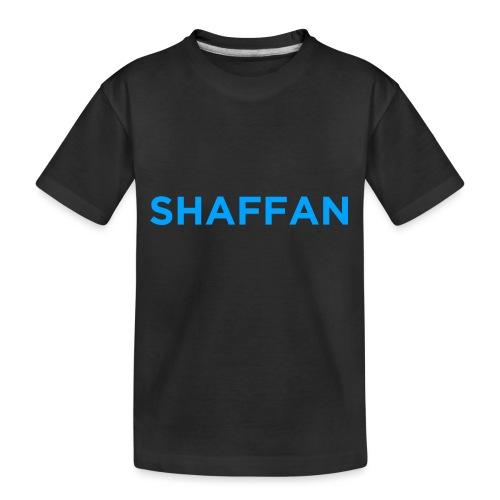 Shaffan - Kid's Premium Organic T-Shirt