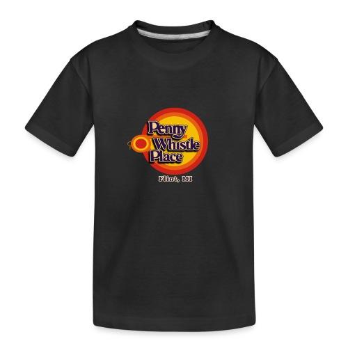 Penny Whistle Place - Kid's Premium Organic T-Shirt