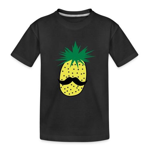 LUPI Pineapple - Kid's Premium Organic T-Shirt