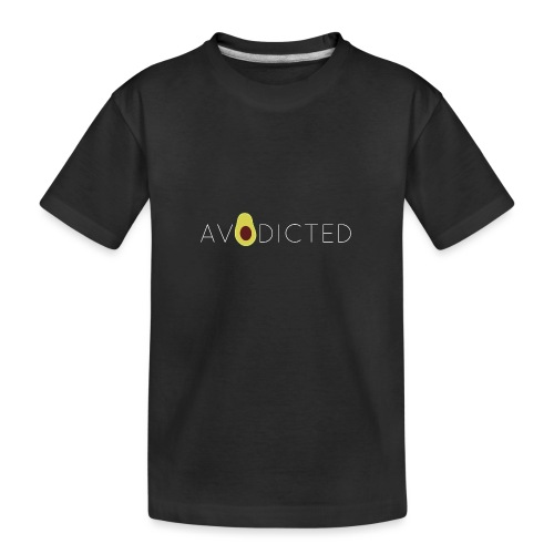 Avodicted - Kid's Premium Organic T-Shirt