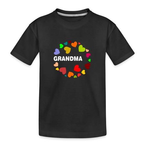 Grandma - Kid's Premium Organic T-Shirt