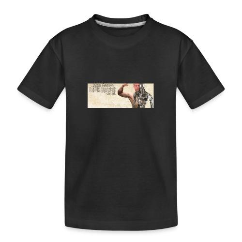 IMG_0418 - Kid's Premium Organic T-Shirt