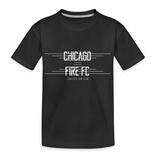 Chicago Fire - Kid's Premium Organic T-Shirt