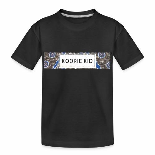 KOORIE KID - Kid's Premium Organic T-Shirt