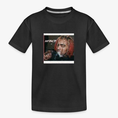 Instincts signature Shirt. Limited Edition - Kid's Premium Organic T-Shirt