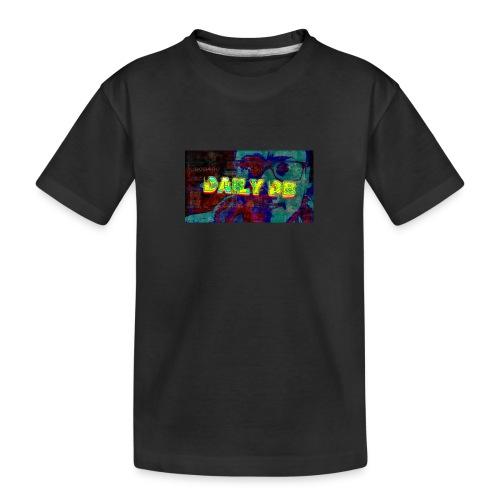 The DailyDB - Kid's Premium Organic T-Shirt