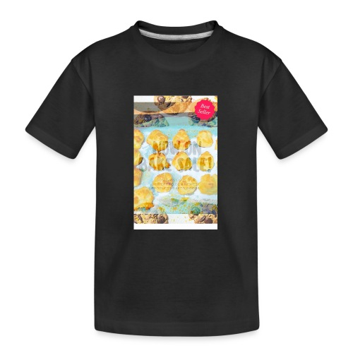 Best seller bake sale! - Kid's Premium Organic T-Shirt