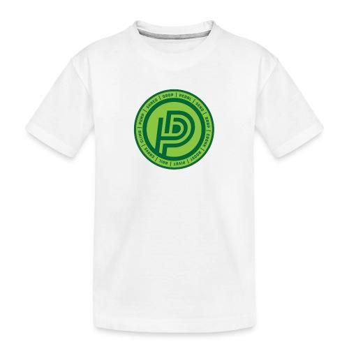 Lingo Logo - Kid's Premium Organic T-Shirt