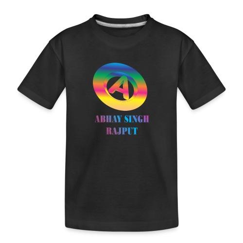 abhay - Kid's Premium Organic T-Shirt