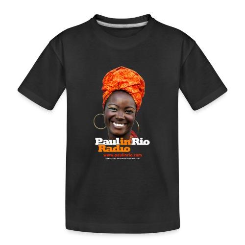 Paul in Rio Radio - Mágica garota - Kid's Premium Organic T-Shirt