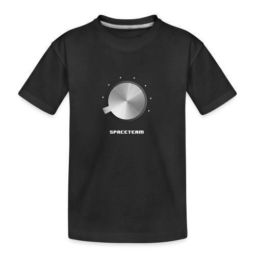 Spaceteam Dial - Kid's Premium Organic T-Shirt