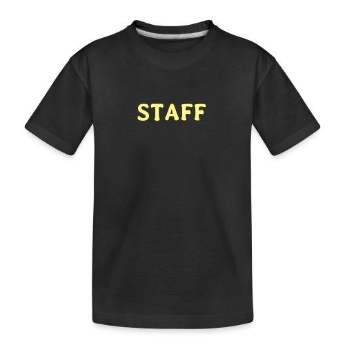 Staff - Kid's Premium Organic T-Shirt