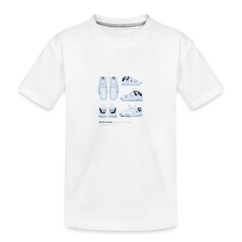 04EB9DA8 A61B 460B 8B95 9883E23C654F - Kid's Premium Organic T-Shirt