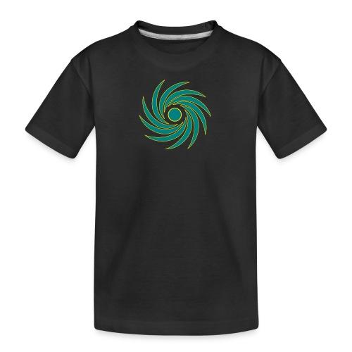Whirl - Kid's Premium Organic T-Shirt