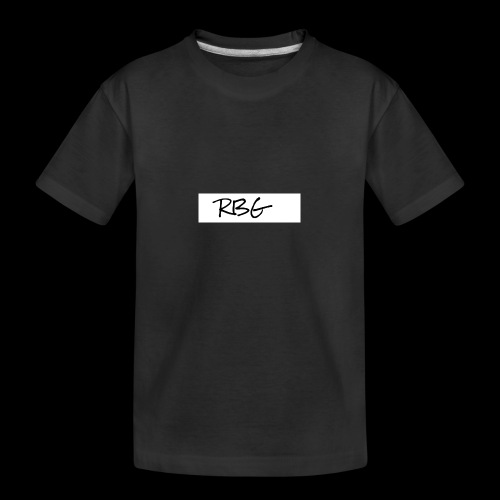 RBG - Kid's Premium Organic T-Shirt