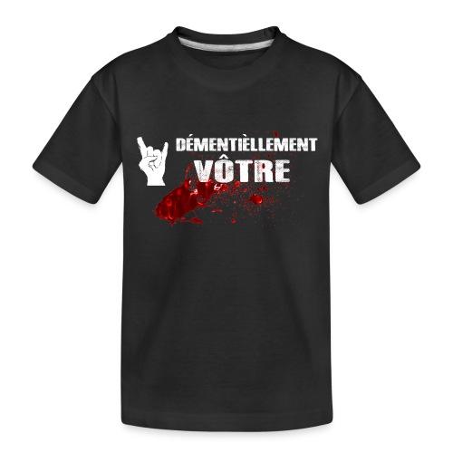 2017-LOGO-2-4000PX Long Sleeve Shirts - Kid's Premium Organic T-Shirt