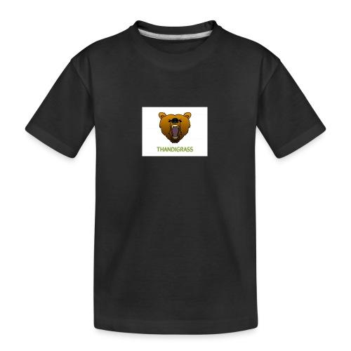 THANDIGRASS - Kid's Premium Organic T-Shirt