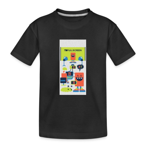 iphone5screenbots - Kid's Premium Organic T-Shirt