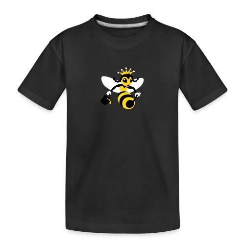 Queen Bee - Kid's Premium Organic T-Shirt