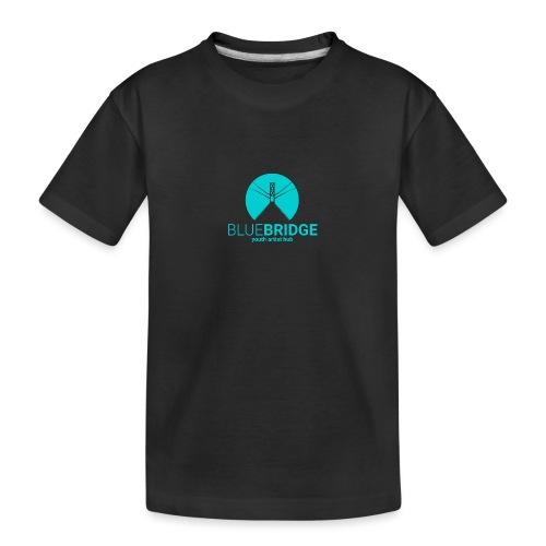 Blue Bridge - Kid's Premium Organic T-Shirt