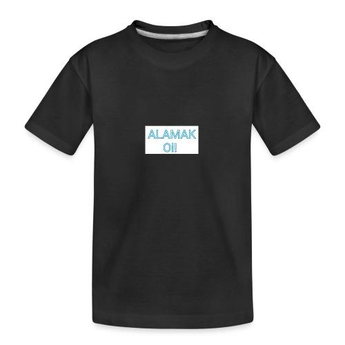 ALAMAK Oi! - Kid's Premium Organic T-Shirt