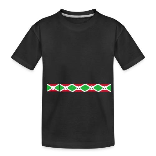 bi png - Kid's Premium Organic T-Shirt