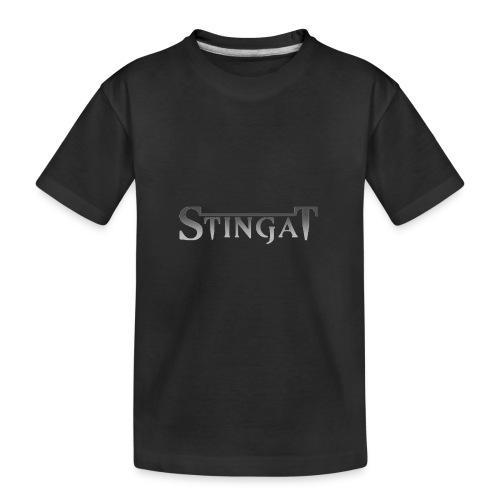 Stinga T LOGO - Kid's Premium Organic T-Shirt