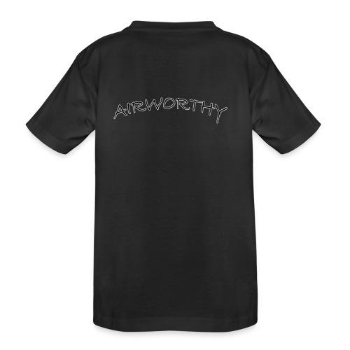 Airworthy T-Shirt Treasure - Kid's Premium Organic T-Shirt