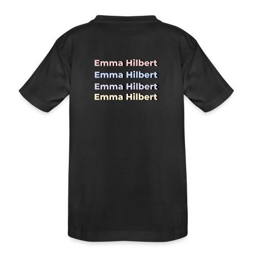 Emma Hilbert All over - Kid's Premium Organic T-Shirt