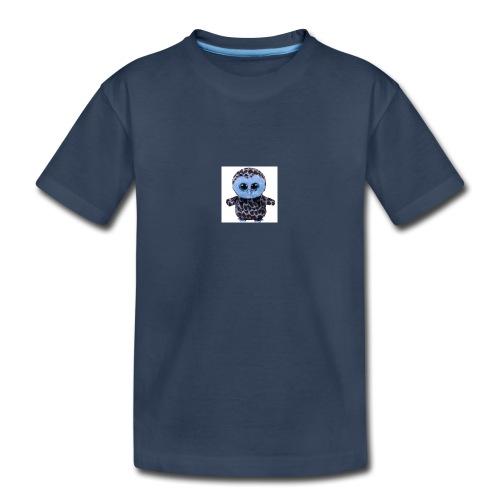 blue_hootie - Kid's Premium Organic T-Shirt
