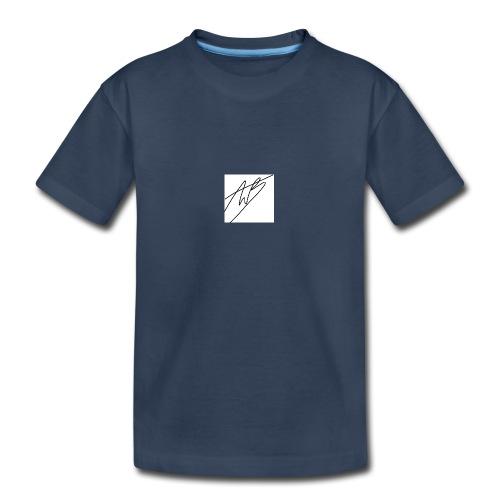 Sign shirt - Kid's Premium Organic T-Shirt