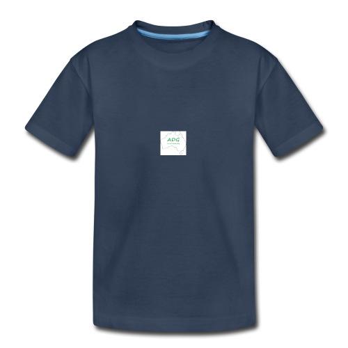 AussieDadGaming - Kid's Premium Organic T-Shirt