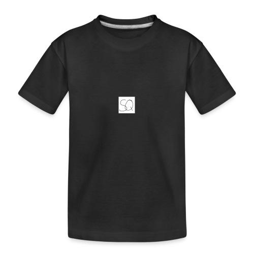 Smokey Quartz SQ T-shirt - Kid's Premium Organic T-Shirt