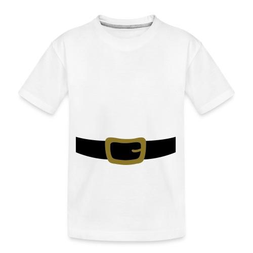 SANTA CLAUS SUIT - Men's Polo Shirt - Kid's Premium Organic T-Shirt