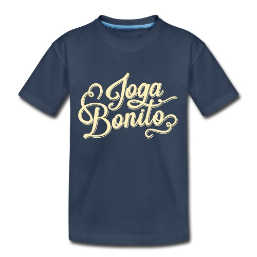 Joga Bonita Women's Tee - Kid's Premium Organic T-Shirt