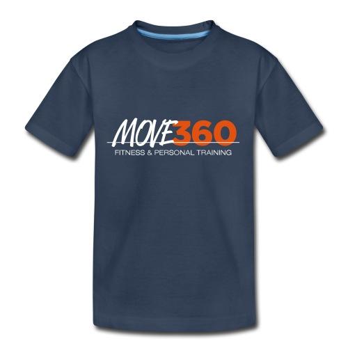 Challenge T-Shirt Delta Team - Kid's Premium Organic T-Shirt
