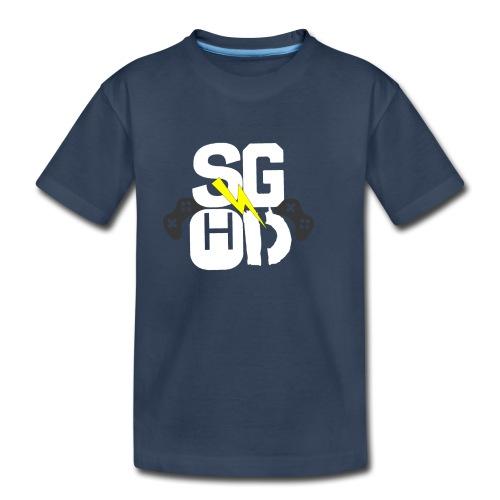 IMG_0350 - Kid's Premium Organic T-Shirt