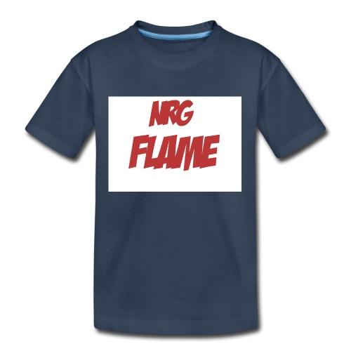 Flame For KIds - Kid's Premium Organic T-Shirt