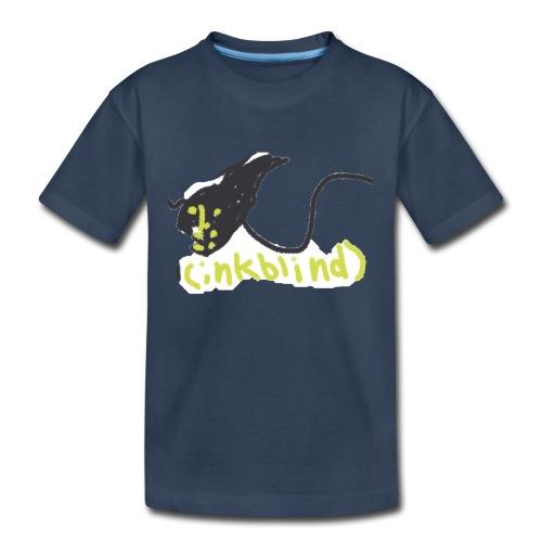 Kids funny monster ink - Kid's Premium Organic T-Shirt
