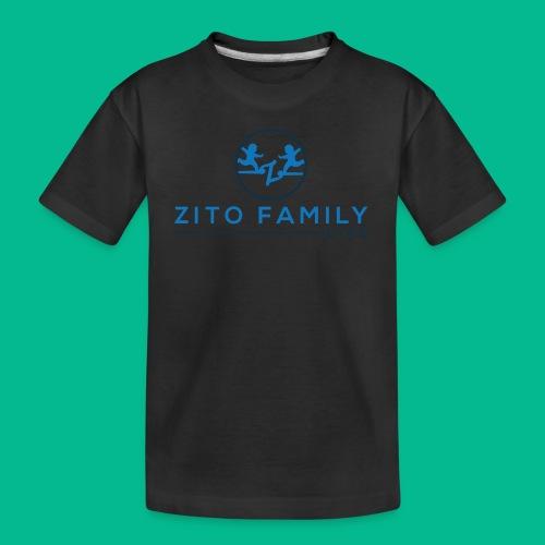 Zito Twins Shop - Kid's Premium Organic T-Shirt