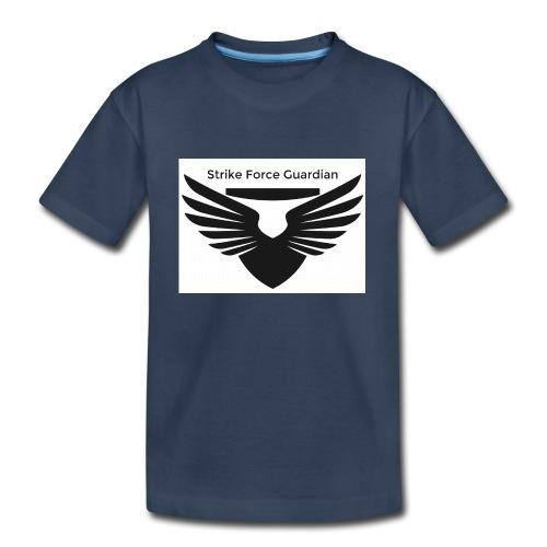 Strike force - Kid's Premium Organic T-Shirt
